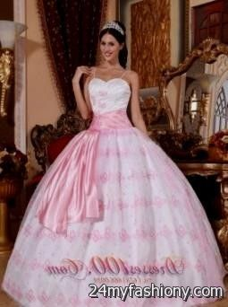 8ea908b9572 You can share these light pink quinceanera dresses on Facebook