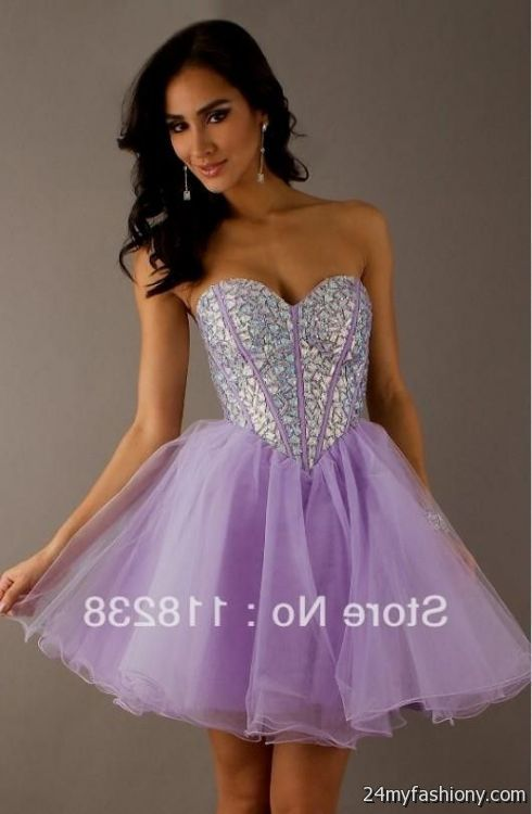 Purple Quinceanera Dresses 2017 - Info