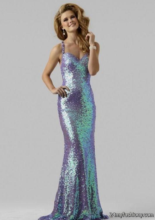 light purple sparkly prom dress 2016-2017 » B2B Fashion