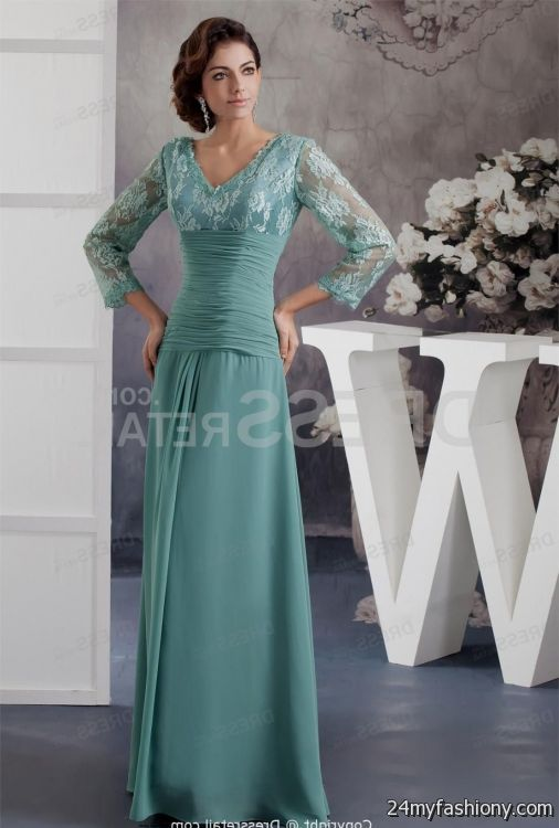 Light Silver Mother Of The Bride Dresses 2016 2017