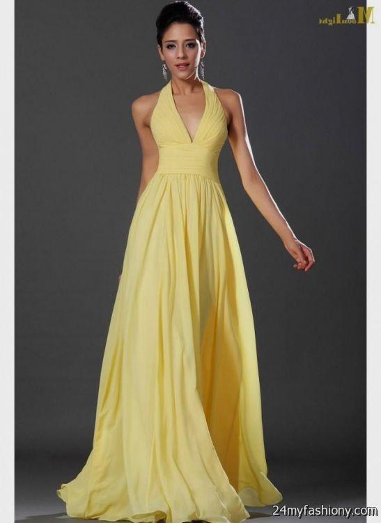 Light Yellow Prom Dresses Looks B2b Fashion
