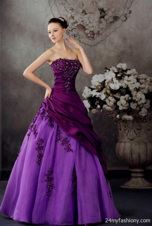 Lilac Wedding Dress - Wedding Dress Ideas