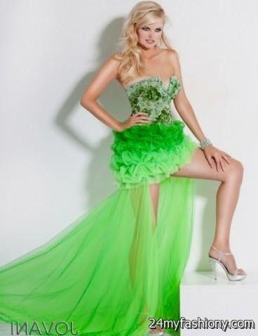 lime green prom dresses 2016-2017   B2B Fashion