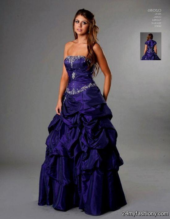long dark blue dress prom 2016-2017 » B2B Fashion