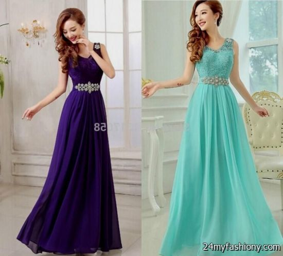long dresses for parties