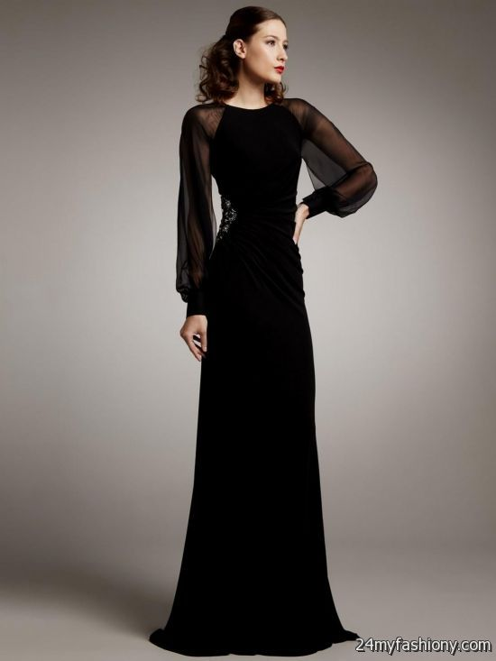 High Quality You Can Share These Long Sleeve Black Lace Dress Floor Length On Facebook,  Stumble Upon, My Space, Linked In, Google Plus, Twitter And On All Social  ...