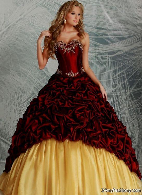 masquerade ball gowns 2016-2017   B2B Fashion