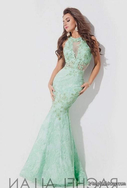 Mint Green Wedding Dress | Elegant Weddings