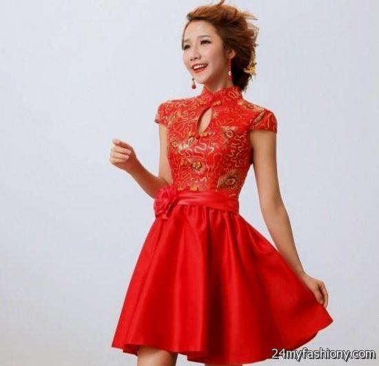 modern chinese wedding dresses 2016-2017 | B2B Fashion