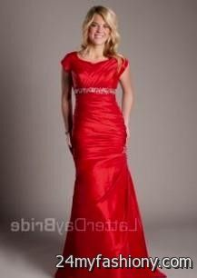 31d5261a35 You can share these modest lds prom dresses on Facebook