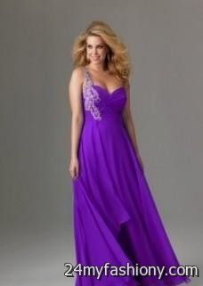 Purple Prom Dresses Under 100
