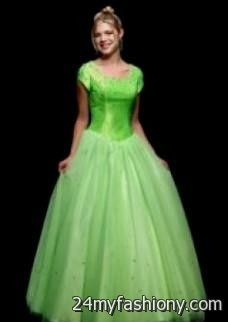 Green Prom Dresses LDS