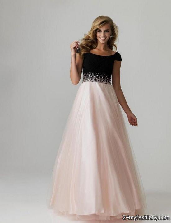 Modest Prom Dresses Lds Under 100 2016 2017 B2b Fashion
