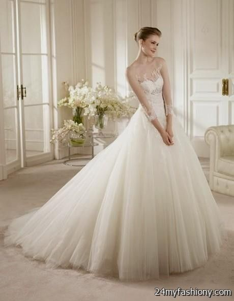 Most Beautiful Wedding Dresses In History 2016 2017 B2b