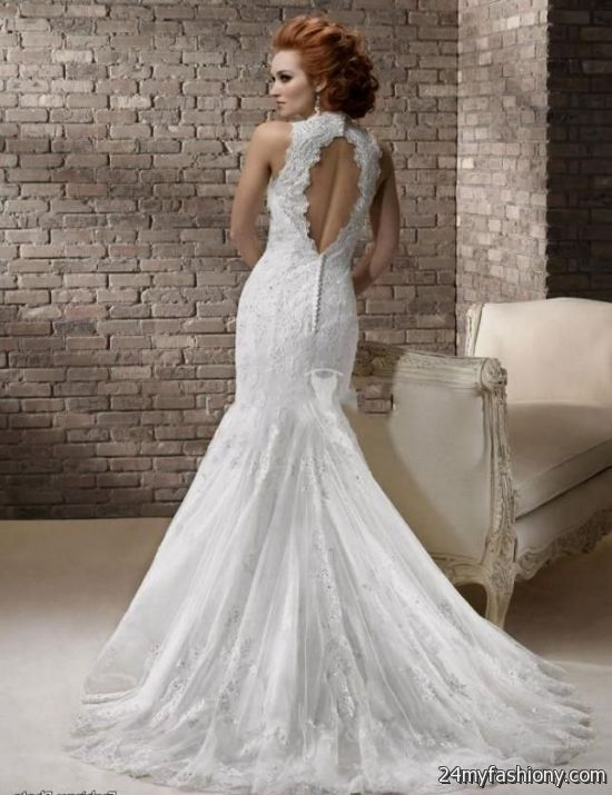 Most beautiful wedding dresses in history 2016 2017 b2b for Top 10 most beautiful wedding dresses