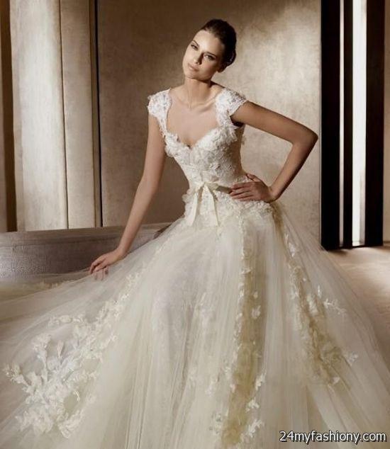 Prettiest Wedding Dresses In History : Most beautiful wedding dresses in history b