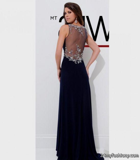 navy prom dresses 20162017 b2b fashion