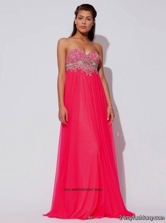 neon pink prom dresses 2016-2017 » B2B Fashion