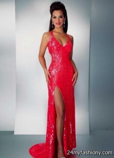 Neon Pink Prom Dresses - Ocodea.com
