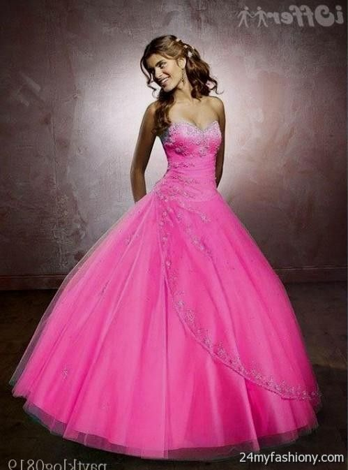 You Can Share These Neon Pink Wedding Dresses On Facebook Stumble Upon My E Linked In Google Plus Twitter And All Social Networking Sites