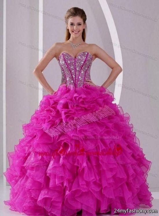 Pink And Blue Prom Dresses Looks B2b Fashion