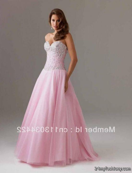 pink sweet 16 dresses 20162017 b2b fashion