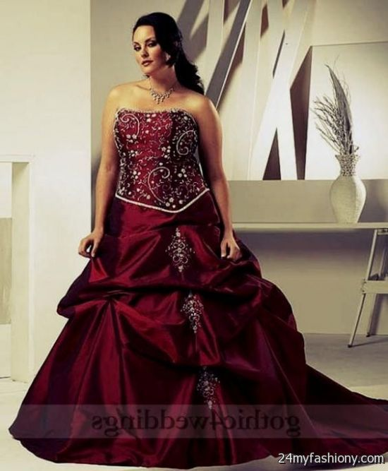 Plus Size Gothic Prom Dresses: Plus Size Gothic Wedding Dresses Looks