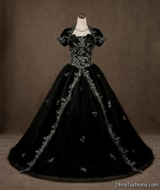 Plus Size Gothic Wedding Dress: Plus Size Gothic Wedding Dresses 2016-2017