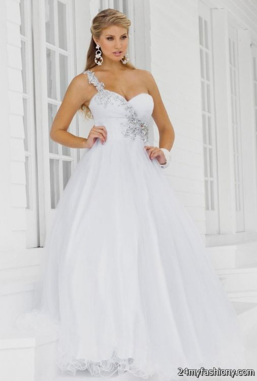 Beautiful Junior Plus Size Prom Dresses Gallery - Styles & Ideas ...