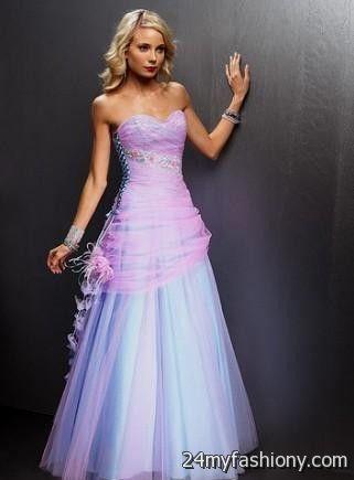 Prettiest Prom Dresses In The World Looks B2b Fashion
