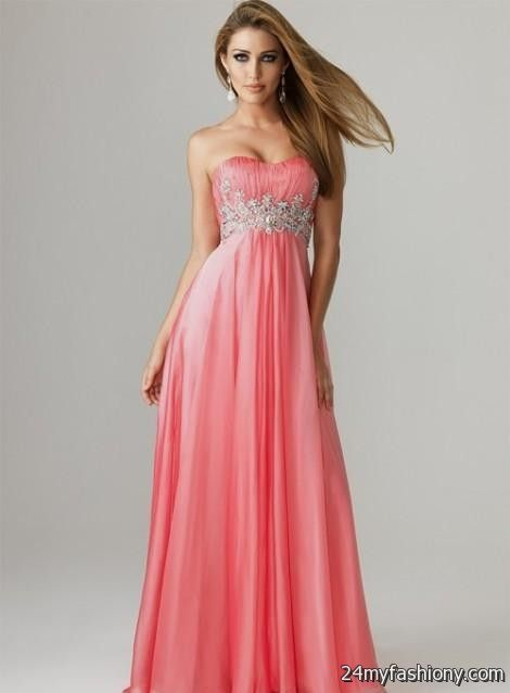 You Can Share These Pretty Peach Prom Dresses On Facebook Stumble Upon My E Linked In Google Plus Twitter And All Social Networking Sites