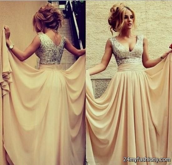 pretty prom dresses pinterest 2016-2017   B2B Fashion