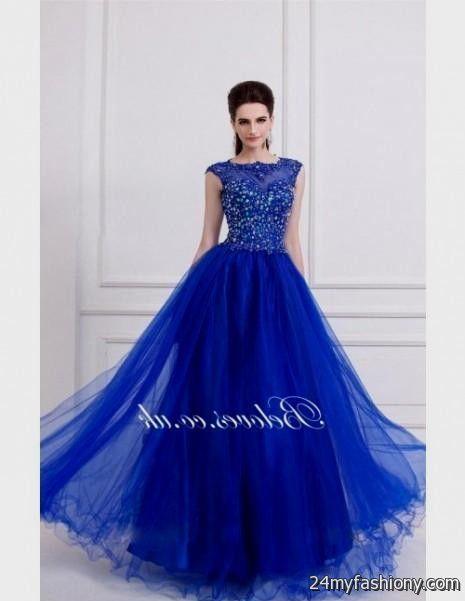 prom dresses royal blue 2016-2017 | B2B Fashion