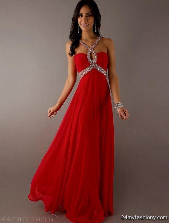 prom dresses with straps 2016-2017   B2B Fashion