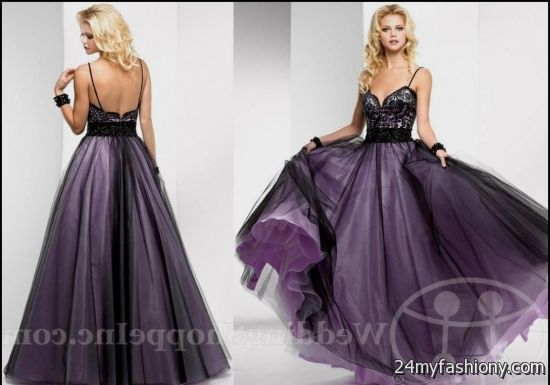 Punk Prom Dresses 2017 - Discount Evening Dresses