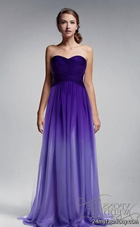 Purple Prom Dresses Tumblr 2016 2017