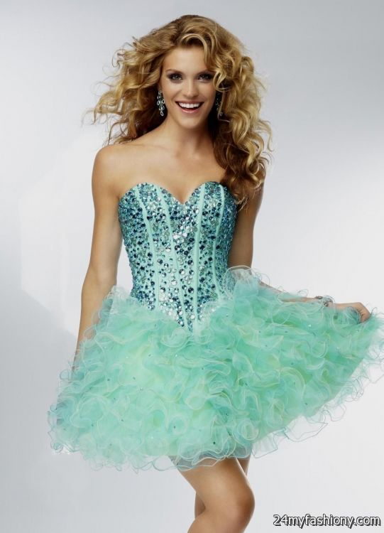 quinceanera dama dresses mint green 20162017 b2b fashion