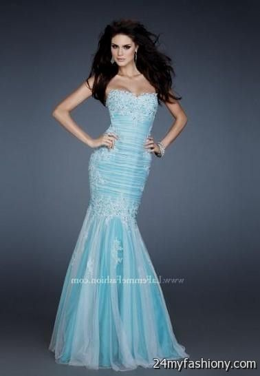 f45c7a0db9 You will be the queen of the ball in one of these elegant and poised prom  dresses. You can share these quinceanera dresses aquamarine on Facebook ...