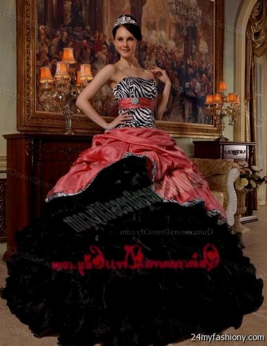 be397c76a9 You can share these red and black quinceanera dress on Facebook