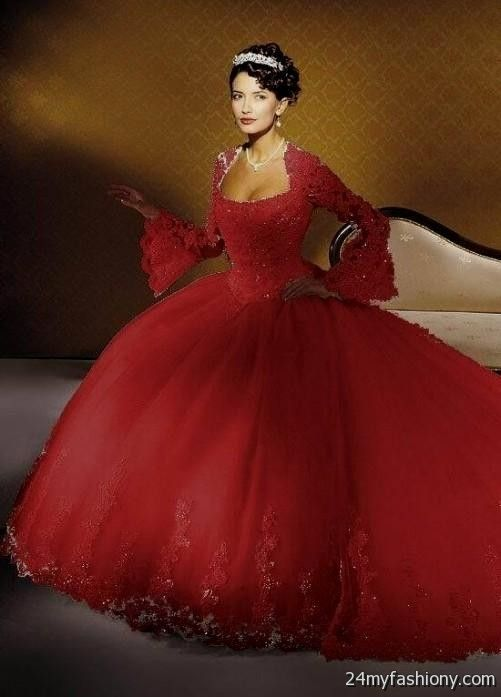 red plus size wedding dresses and black wedding dresses plus size 2016 2017 b2b 7004