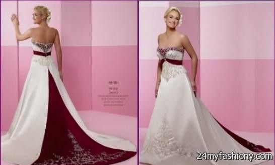 You Will Be The Queen Of Ball In One These Elegant And Poised Prom Dresses Can Share Red Silver Wedding