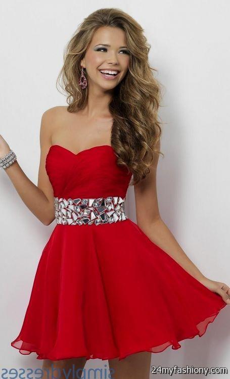 Red Formal Dresses For Juniors Looks B2b Fashion