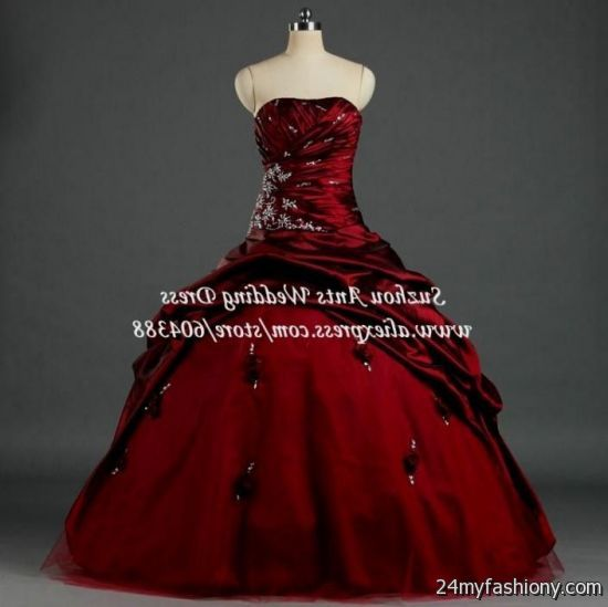 Red Masquerade Ball Gowns - Gown And Dress Gallery