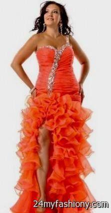 red plus size prom dresses looks | B2B Fashion