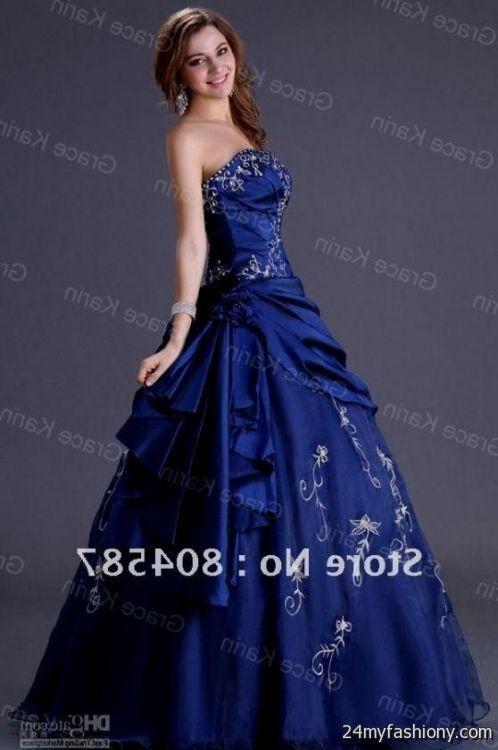 Black And Royal Blue Wedding Dress - Wedding Dress Ideas