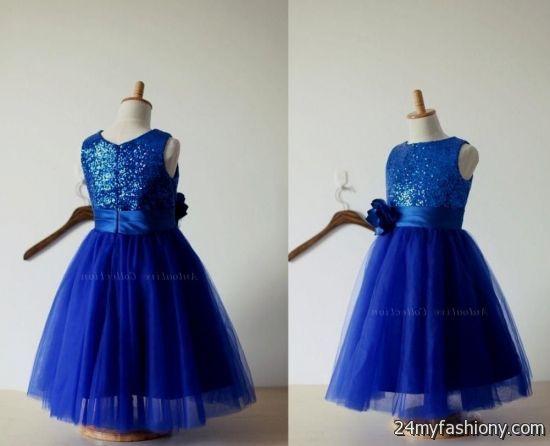 royal blue dresses for kids 2016-2017 » B2B Fashion