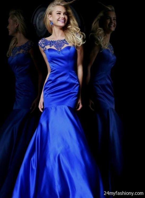 Royal blue lace dress tumblr – Dress best style form