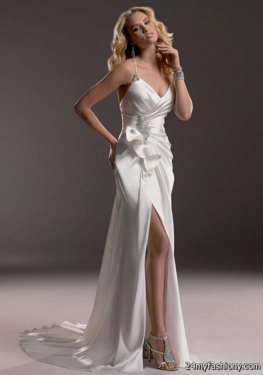 Beautiful Wedding Dress 2016 2017 B2b Fashion