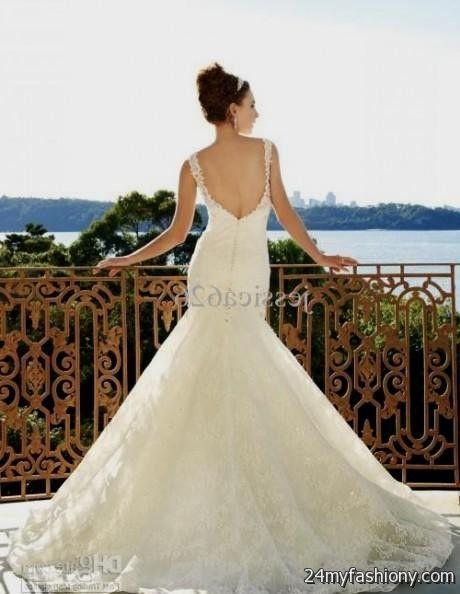 Sexy wedding dresses summer 2016-2017 » B2B Fashion
