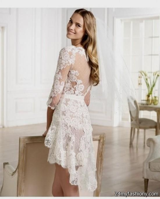Cheap Short White Lace Dress - Dress